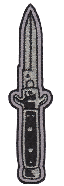Kustom Kreeps Switchblade Patch