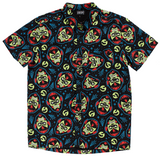 Kustom Kreeps Wolfman Button Down