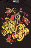 Kustom Kreeps Burnout T Shirt