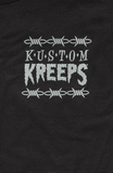 Kustom Kreeps Strike First T Shirt
