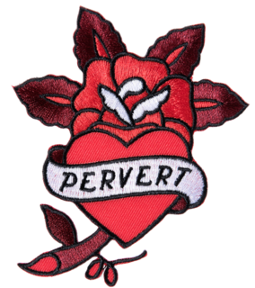 Sourpuss Pervert Patch