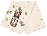 Sourpuss Tiki Dish Towel