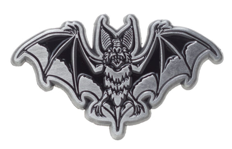 Sourpuss Batt Attack Enamel Pin