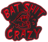 Sourpuss Bat Sh*t Crazy Patch