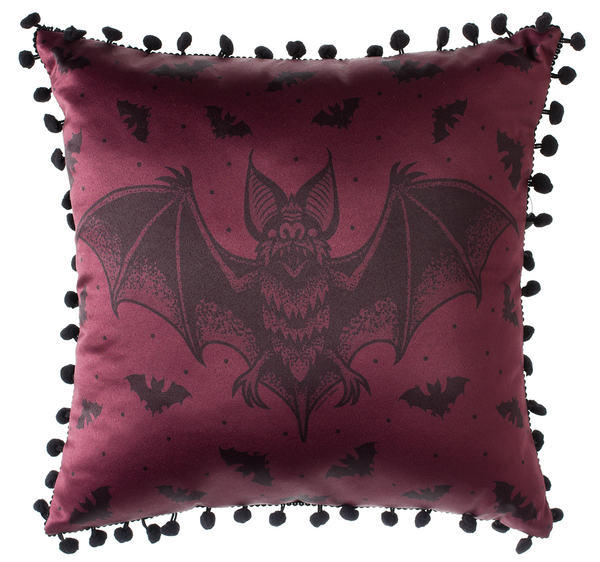 Sourpuss Batt Attack Pillow