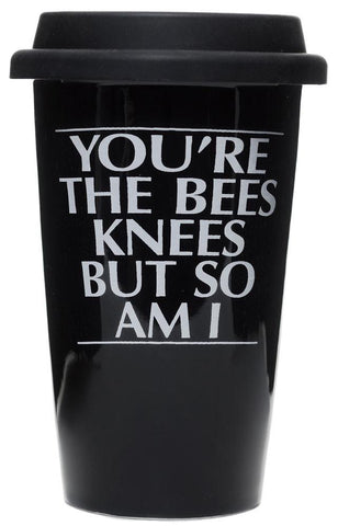 Sourpuss Bees Knees Tumbler