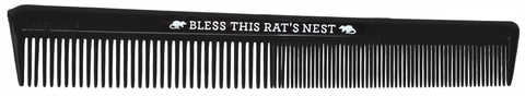 Sourpuss Bless This Rat'S Nest Comb