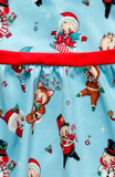 Sourpuss Christmas Cupies Kids Dress