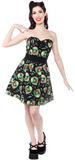 Sourpuss Creature Party Dress