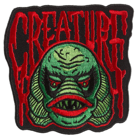 Sourpuss Creature Patch