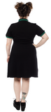 Sourpuss Creature Polo Dress