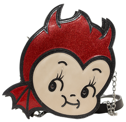 Sourpuss Cupie Sparkle Purse