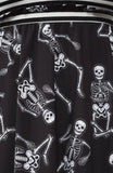 Sourpuss Dancing Skeletons Scoop Dress