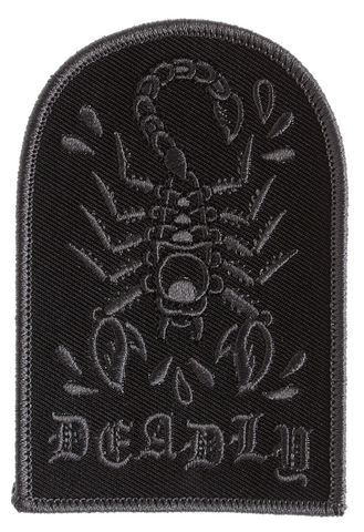 Sourpuss Deadly Scorpion Patch