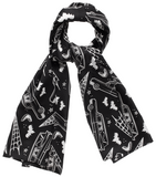 Sourpuss Death Cab Bad Girl Scarf