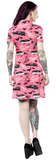 Sourpuss Death Cab Rosie Dress