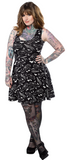 Sourpuss Death Cab Skater Dress