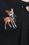 Sourpuss Deer Me Cardigan