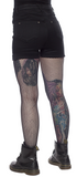 Sourpuss Essential Shorts Black