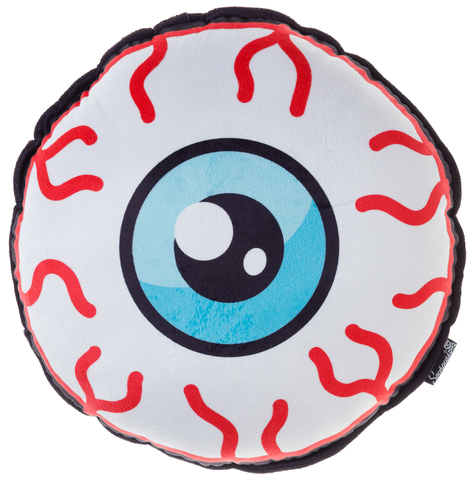Sourpuss Eyeball Pillow