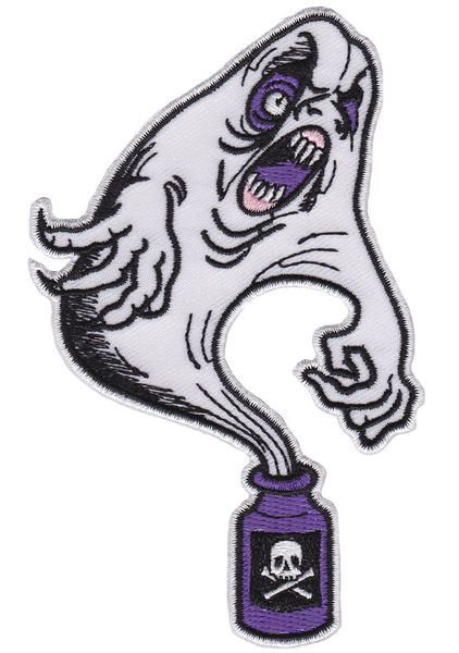 Sourpuss Ghost Patch