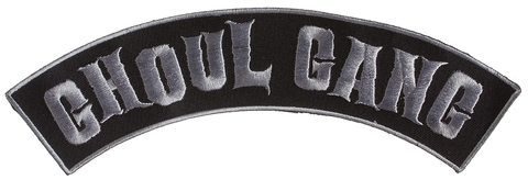 Sourpuss Ghoul Gang Patch