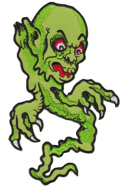 Sourpuss Ghoul Patch