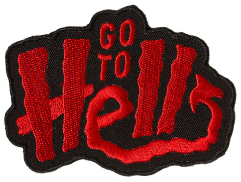 Sourpuss Go To Hell Patch