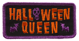 Sourpuss Halloween Queen Patch