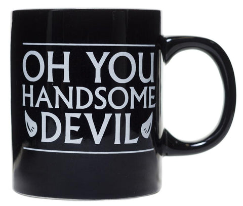 Sourpuss Oh You Handsome Devil Mug