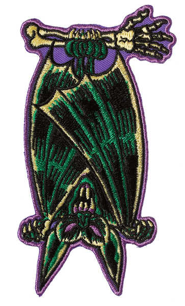 Sourpuss Hanging Bat Patch