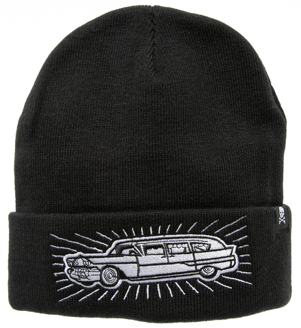 Sourpuss Hearse Knit Hat
