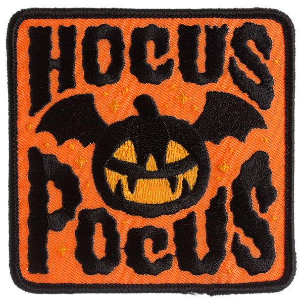 Sourpuss Hocus Pocus Patch