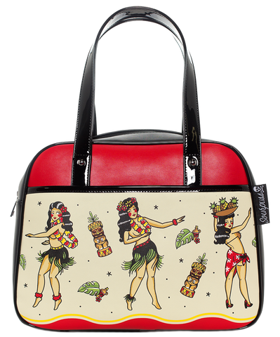 Sourpuss Hula Gals Bowler
