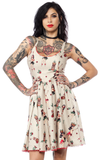 Sourpuss Hula Gals Sweets Dress