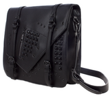 Sourpuss Idoless Saddle Purse