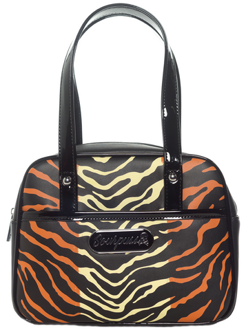 Sourpuss Jungle Princess Mini Bowler Purse