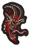 Sourpuss Krampus Patch