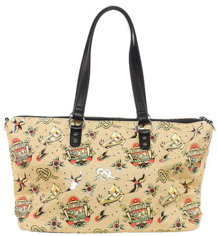 Sourpuss Last Port Travel Bag