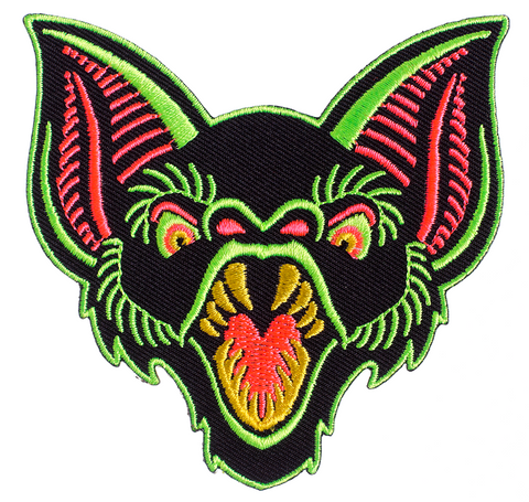 Ghoul Trouble Bat Trouble Patch