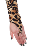 Sourpuss Leopard On The Prowl Dress