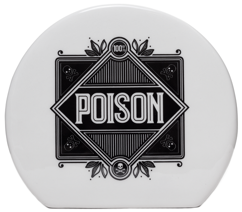 Sourpuss Poison Napkin Holder
