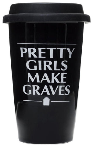 Sourpuss Pretty Girls Tumbler