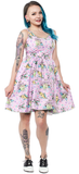 Sourpuss Pun With Food Sweets Dress