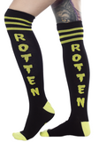 Sourpuss Rotten Socks