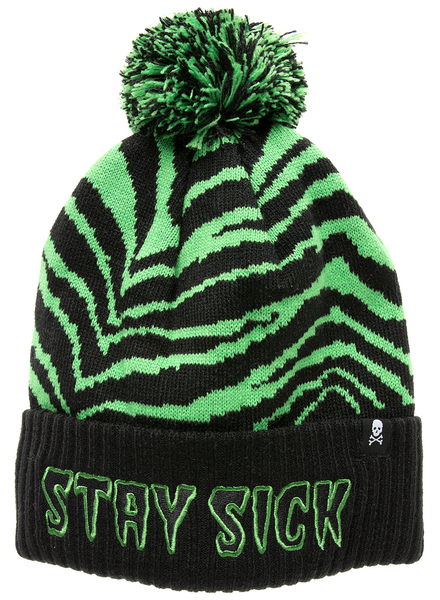 Sourpuss Stay Sick Knit Hat