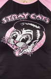 Sourpuss Stray Cats Raglan