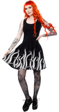 Sourpuss Tentacles Skater Dress