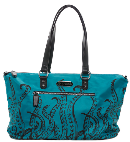Sourpuss Tentacles Travel Bag