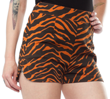Sourpuss Sweetie Pie Shorts Tiger